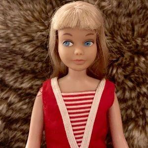 🇺🇸 Vintage 1963 Barbie Skipper Doll